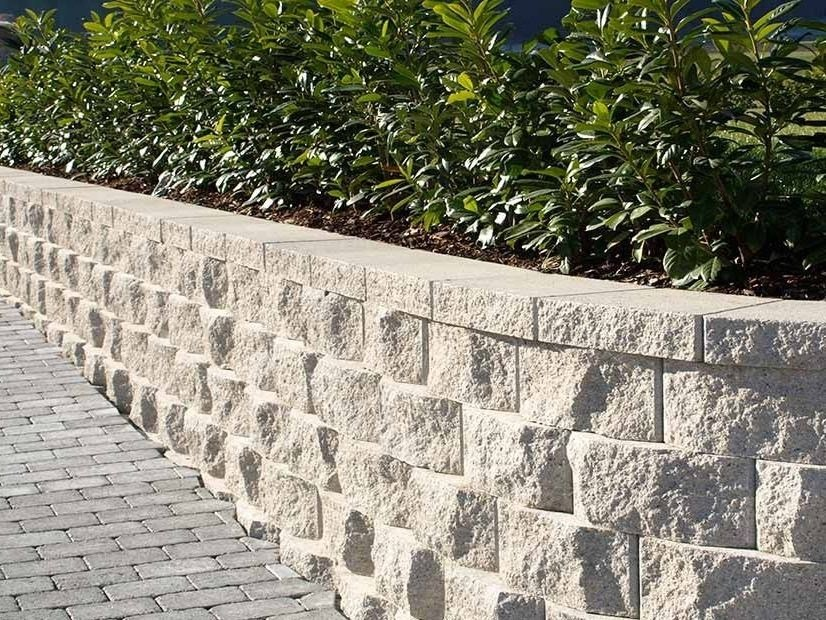 Containment wall ROCKWOOD by FERRARI BK