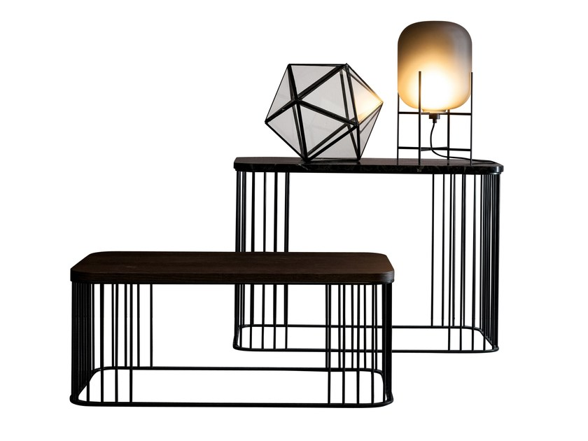 Rectangular coffee table RODI by Twils