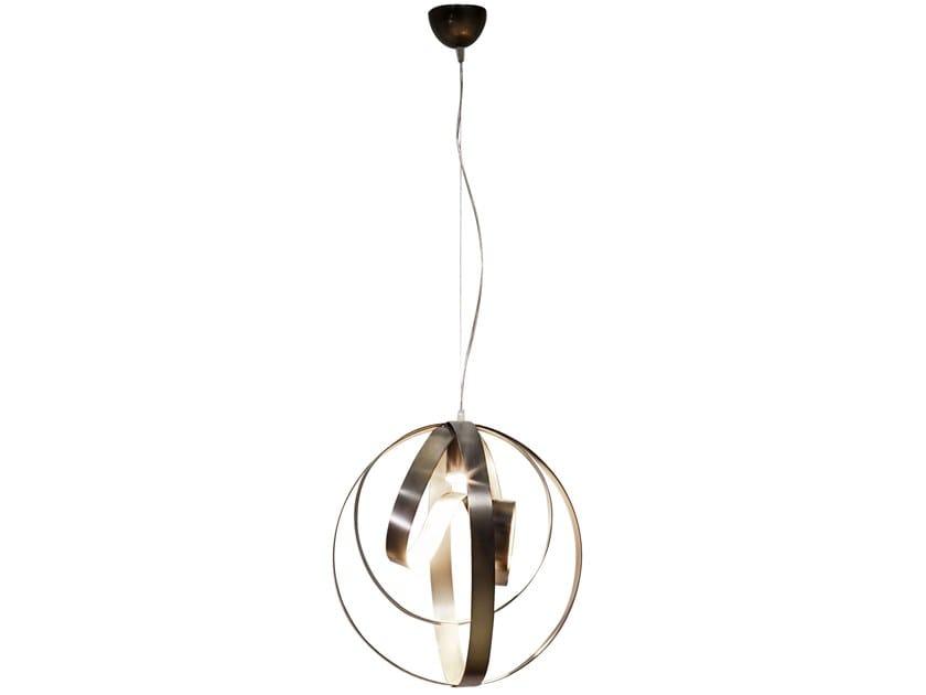 Iron pendant lamp RODIN | Pendant lamp by Cantori
