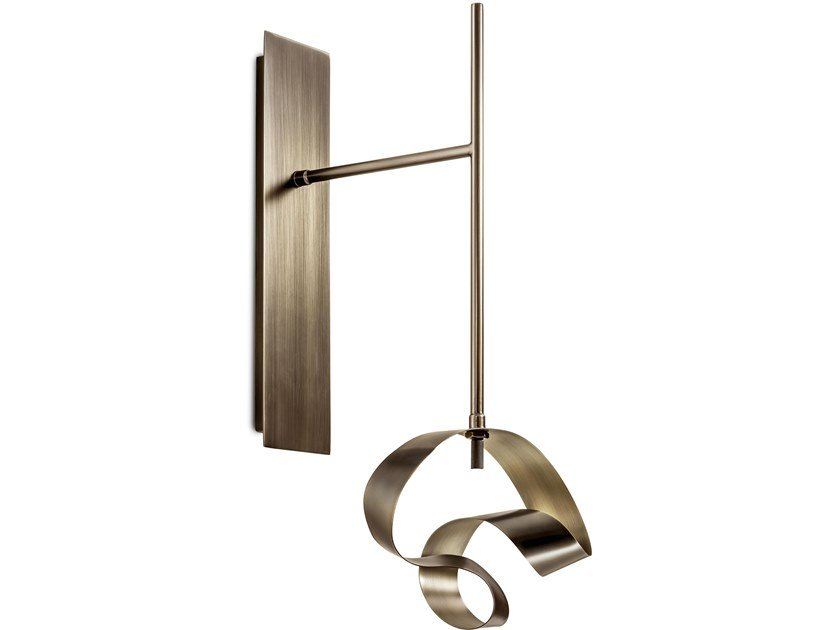 Metal wall lamp RODIN | Wall lamp by Cantori