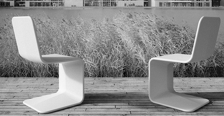 Outdoor chair ROGER by Bellitalia