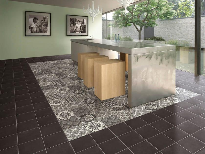 Porcelain stoneware flooring ROMA 53 | Flooring by CIR