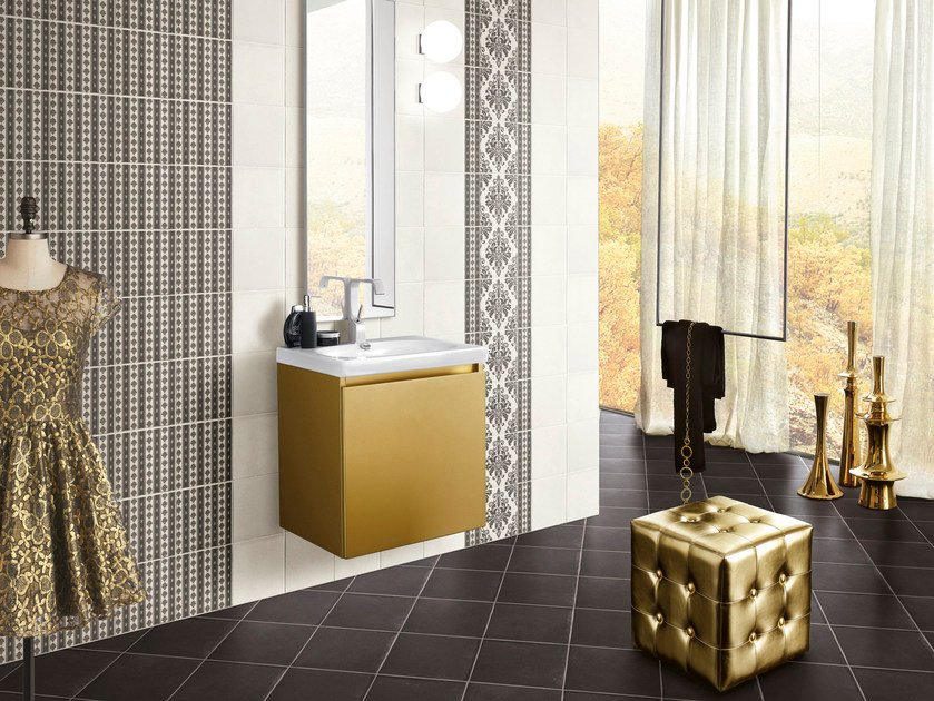 Porcelain stoneware wall tiles ROMA 53   Wall tiles by CIR