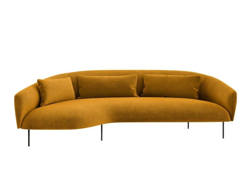Fabric sofa ROMA | Fabric sofa by Tacchini