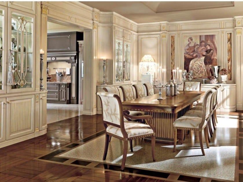 Boiserie in legno ROMA by Martini Interiors