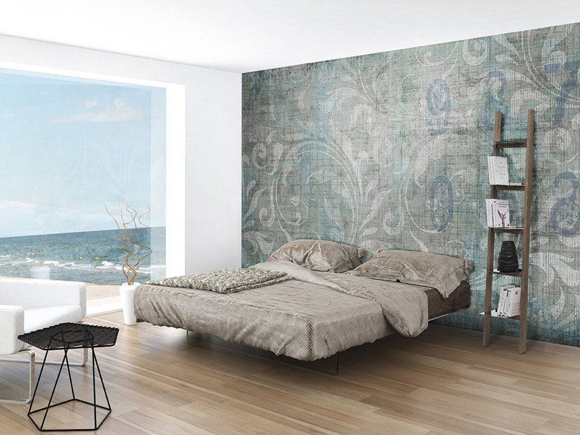 Vinyl or fyber glass wallpaper ROMANTIC by N.O.W. Edizioni