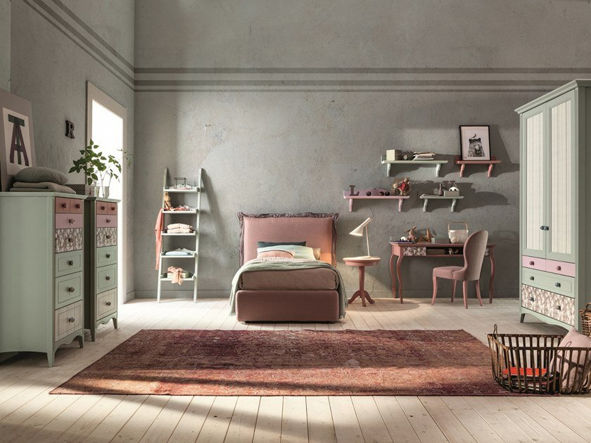 Bedroom set ROMANTIC ROOM 1 | Bedroom set by Callesella Arredamenti