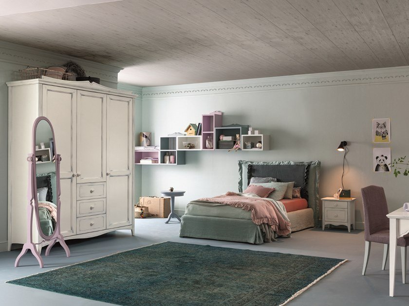 Bedroom set ROMANTIC ROOM 3   Bedroom set by Callesella Arredamenti