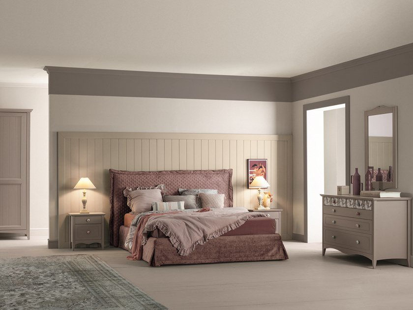 Bedroom set ROMANTIC ROOM 5 | Bedroom set by Callesella Arredamenti