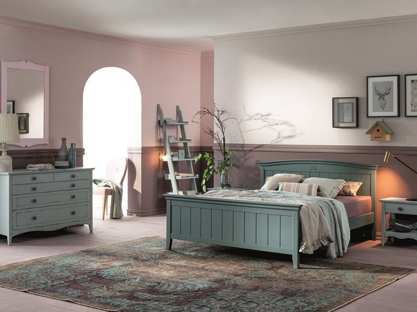 Bedroom set ROMANTIC ROOM 6 | Bedroom set by Callesella Arredamenti