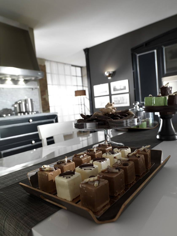 ROMANTICA DECOR | Cucina lineare By Febal Casa design Alfredo Zengiaro