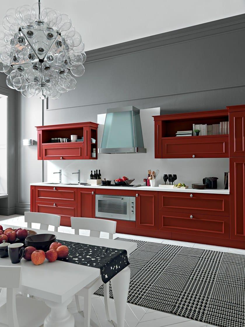 ROMANTICA   Cucina lineare