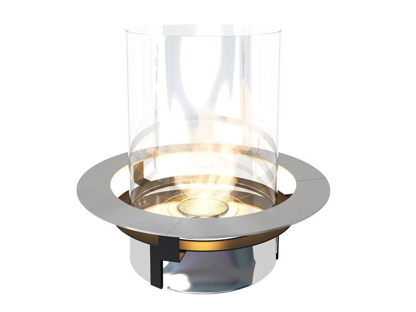 Outdoor fireplace RONDO COMMERCE by Planika