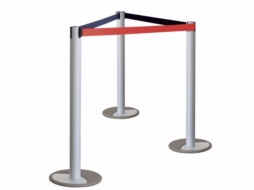 Crowd Control Barrier RONDO LIMIT | Crowd Control Barrier by STUDIO T