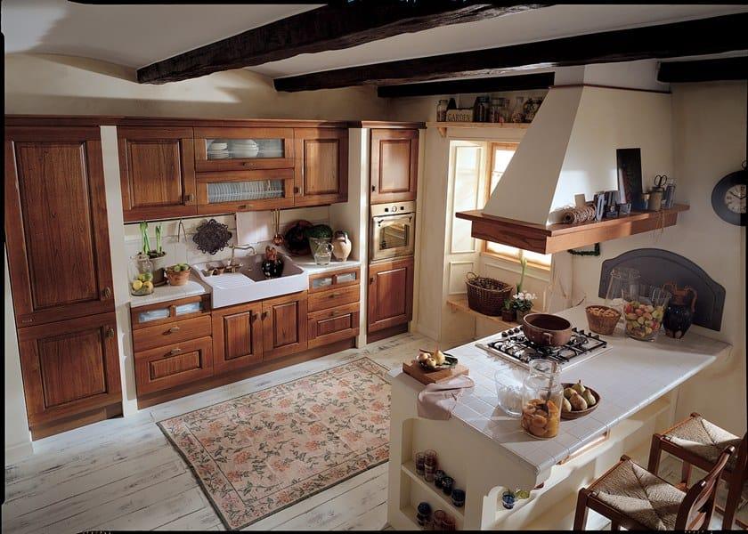 ROSA | Cucina laccata By Febal Casa design Alfredo Zengiaro