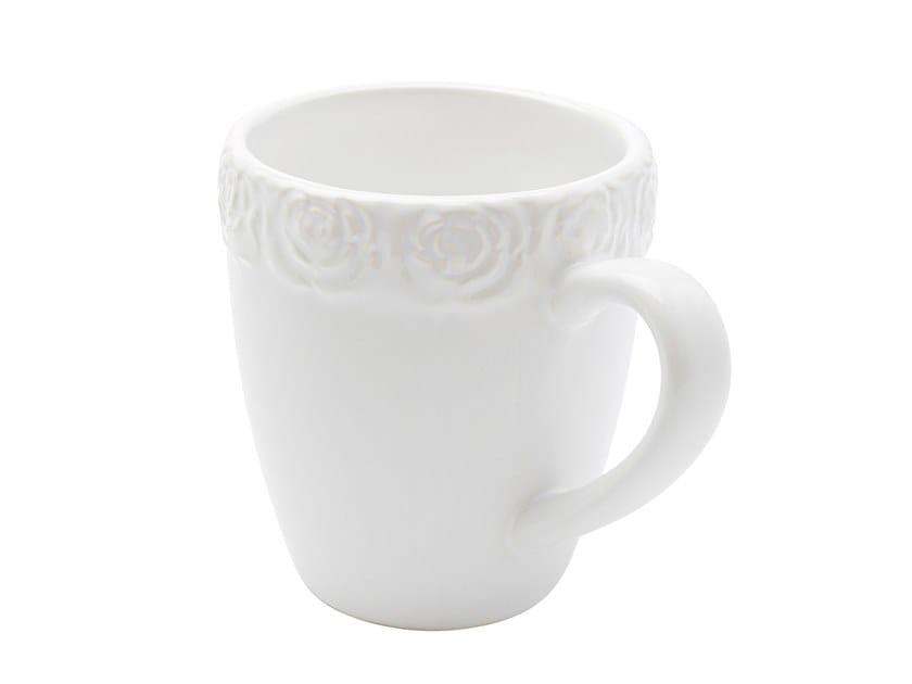 Mug in ceramica ROSA | Mug by KARE Design
