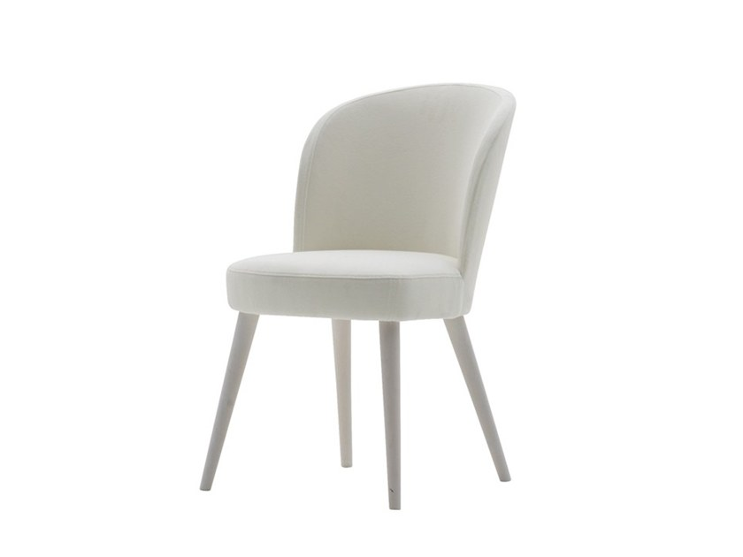 Upholstered chair ROSE 03011 by Montbel