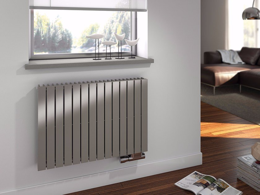 Wall-mounted hot-water radiator ROSY MAX for replacement by CORDIVARI