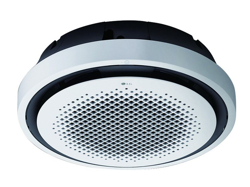 Ceiling Mounted Mono Split Air Conditioning Unit Round Cassette By Lg Electronics