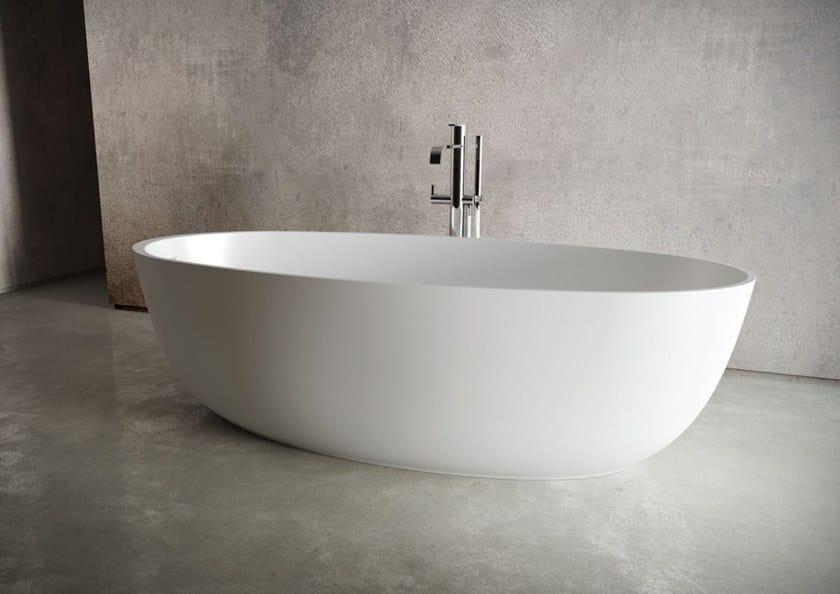 Vasca Da Bagno Filo Piano : Vasca da bagno centro stanza ovale round disenia