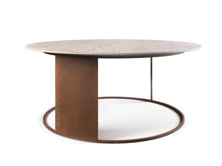 Tavolino rotondo da salotto ROUND by Filodesign