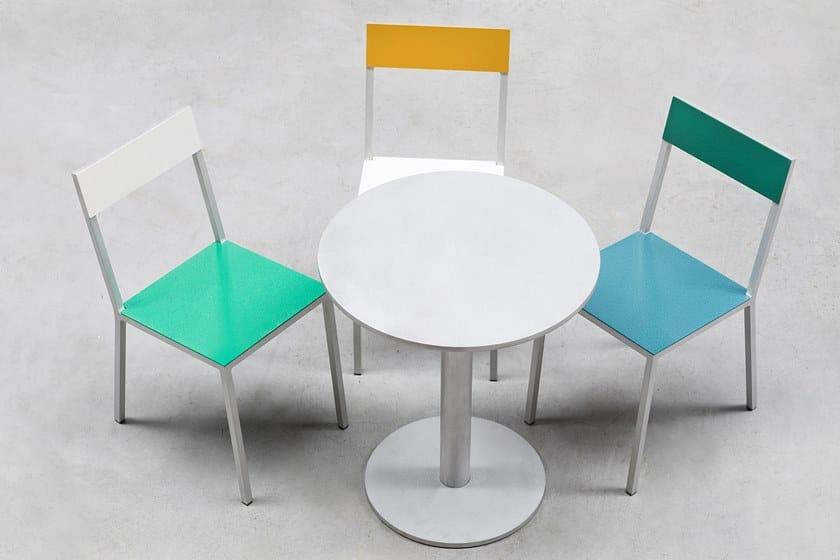 objects Alluminio Valerie Rotondo Table STavolo Round In 0OnwN8vmPy