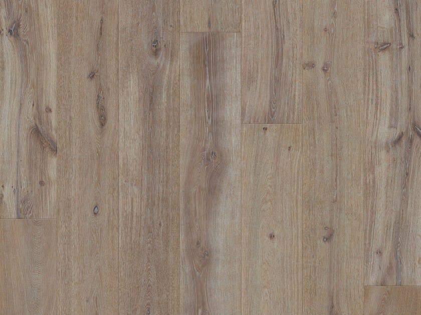 Oak parquet CHALKED OYSTER OAK by Pergo