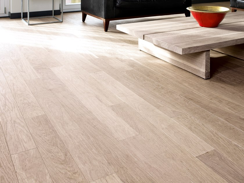 Oak flooring OAK PICCOLINO - WHITE OIL by mafi