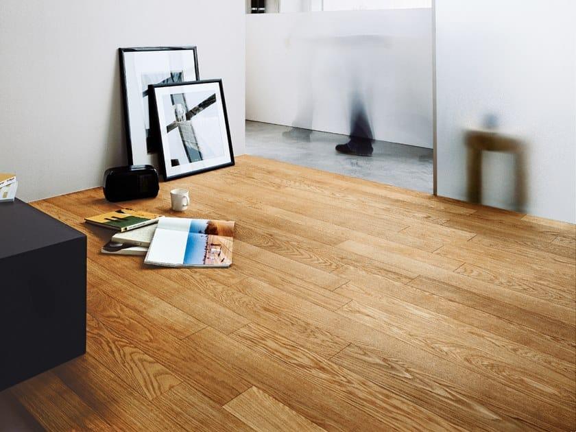 Oak flooring OAK PICCOLINO - NATURAL OIL by mafi