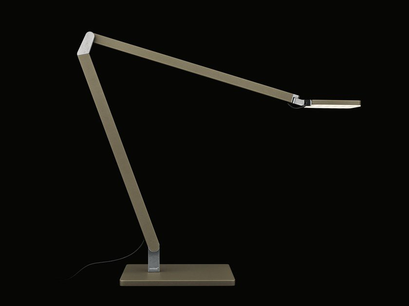 Desk luminaire with converter & gesture control ROXXANE HOME | Table lamp by Nimbus