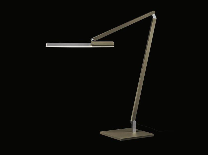 Desk luminaire with converter & gesture control ROXXANE OFFICE by Nimbus