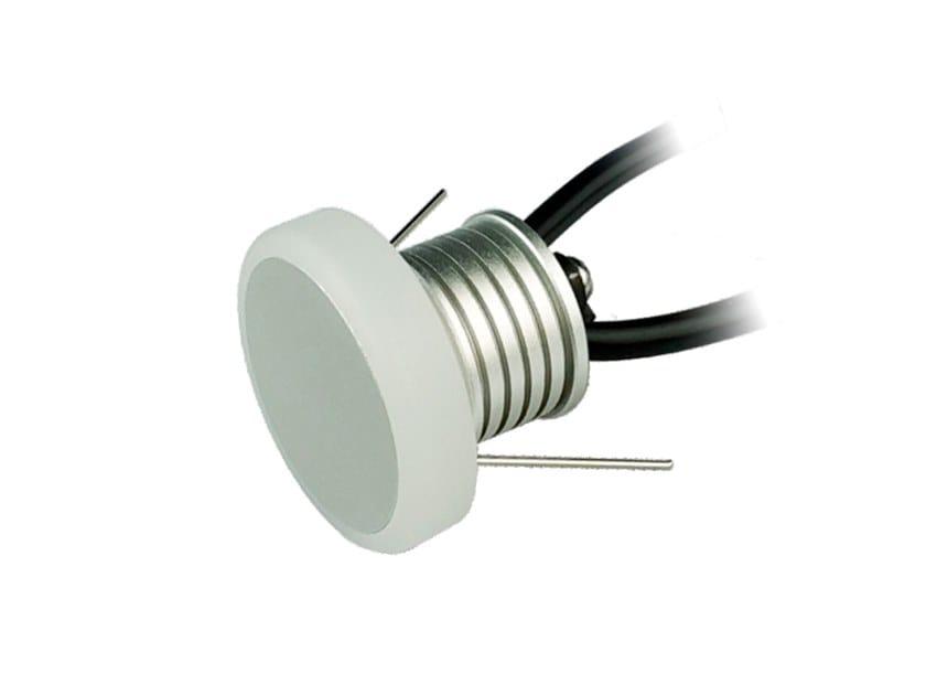 Segnapasso a LED a parete in alluminio per esterni ROYAL 1 by Terzo Light
