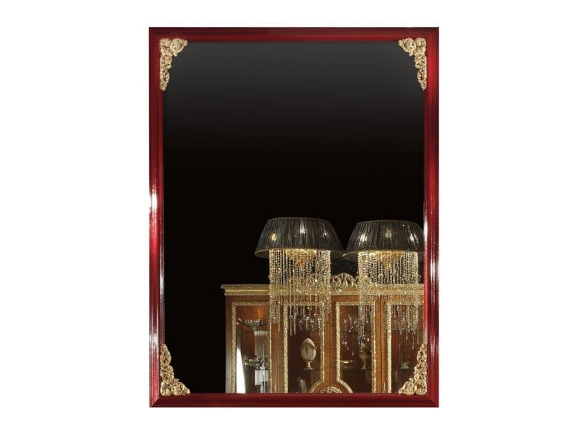 Rectangular framed mirror ROYAL   Framed mirror by A.R. Arredamenti