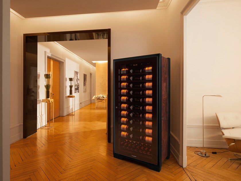 Freestanding Maturing wine cooler ROYALE | Wine cooler by EuroCave