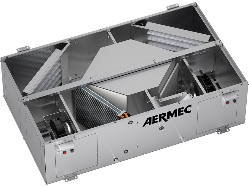 Heat recovery unit RPLI by AERMEC