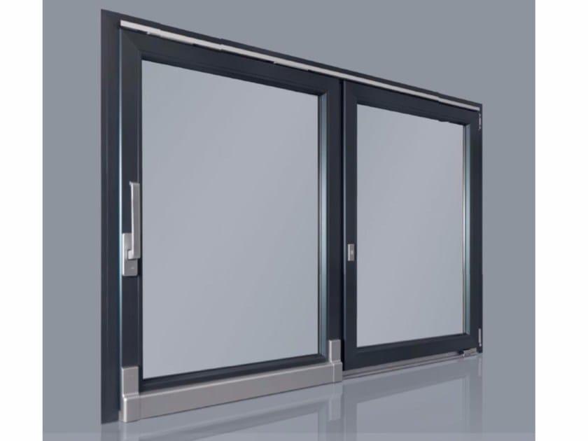 PVC sliding window RUBINO | Sliding window by Cos.Met.