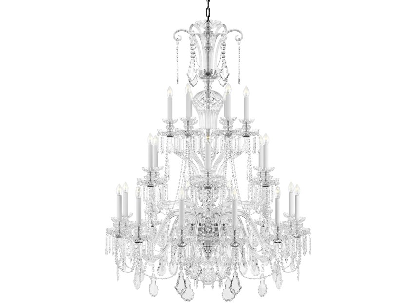Direct light handmade lead crystal chandelier rudolf historic design direct light handmade lead crystal chandelier rudolf historic design by preciosa lighting aloadofball Image collections