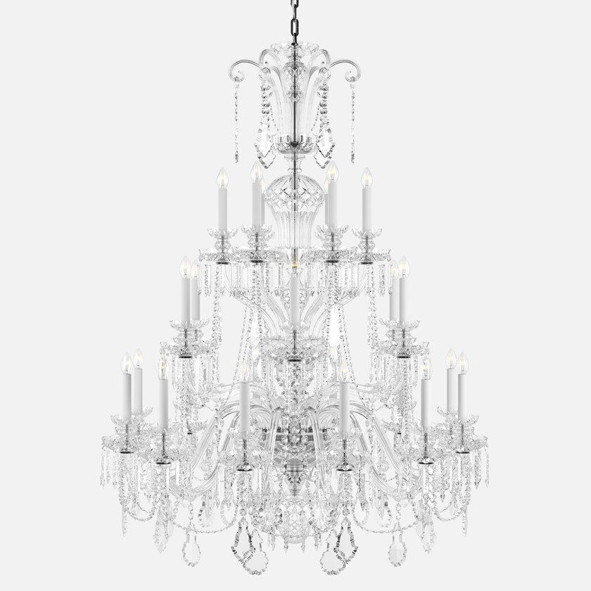 Light handmade lead crystal chandelier rudolf historic design by direct light handmade lead crystal chandelier rudolf historic design by preciosa lighting aloadofball Gallery