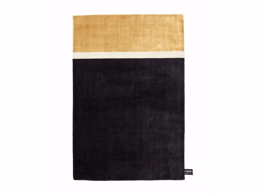 Handmade custom rug RUGTHKO by cc-tapis
