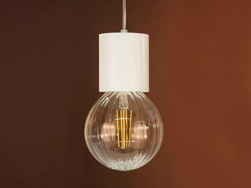 Metal pendant lamp RULLO | Pendant lamp by ENGI