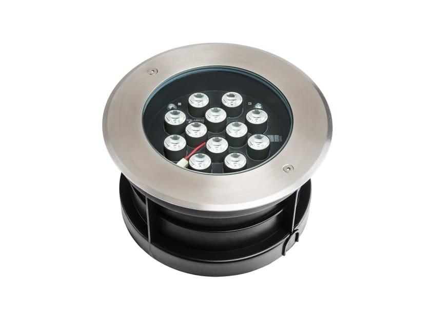 LED Walkable steplight RUNA 3 LED by LUG Light Factory