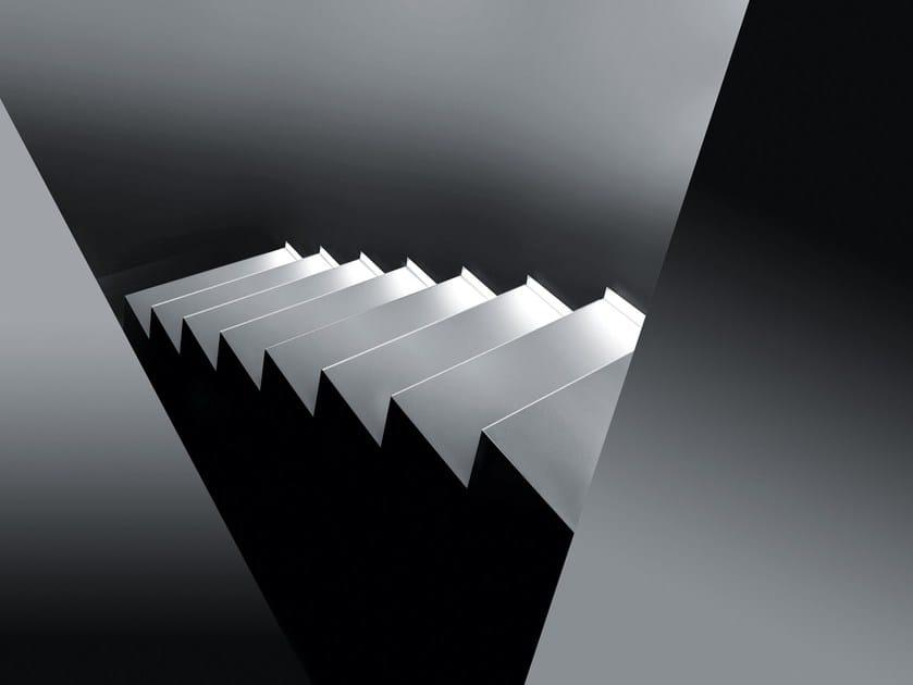 Segnapasso a LED a parete RUNNER by SIMES