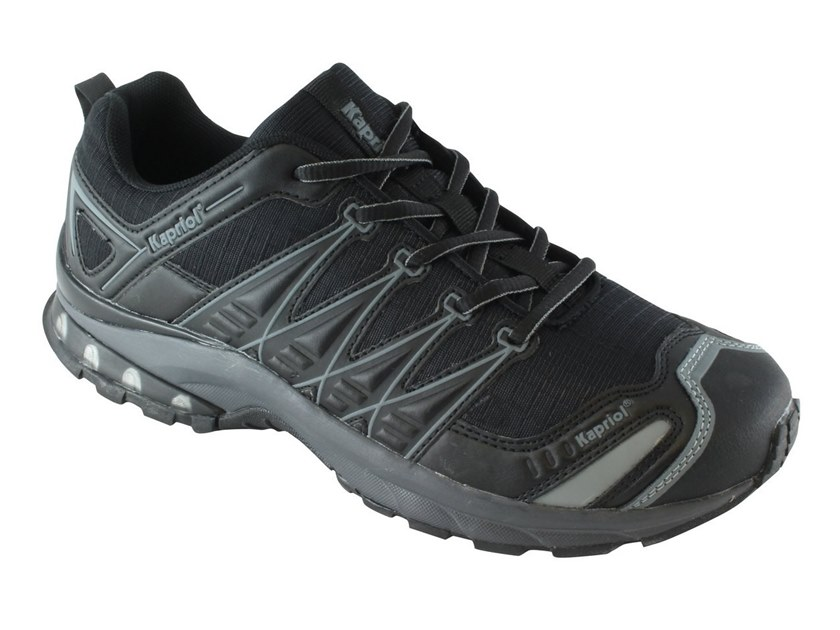 Safety shoes RUNNING NERO by KAPRIOL
