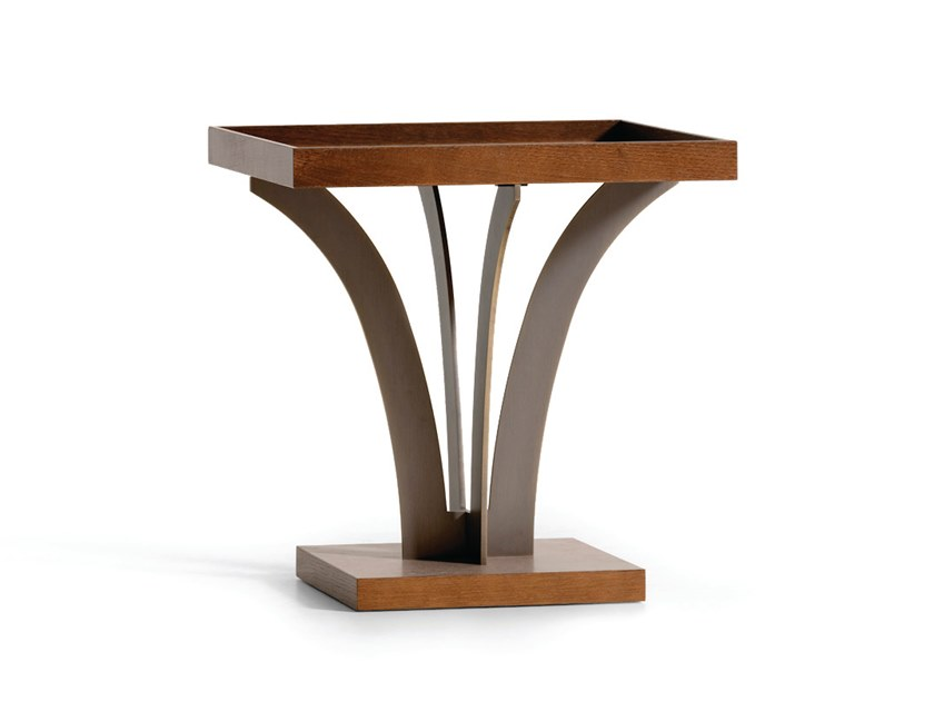 Square side table RUSLAN | Square coffee table by OPERA CONTEMPORARY