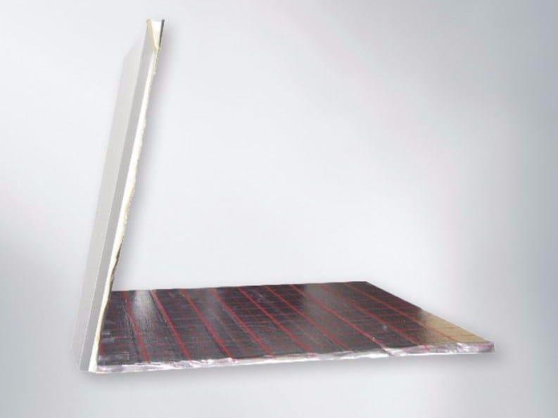 Radiant floor panel Radiant panel floor slabs by VIESSMANN