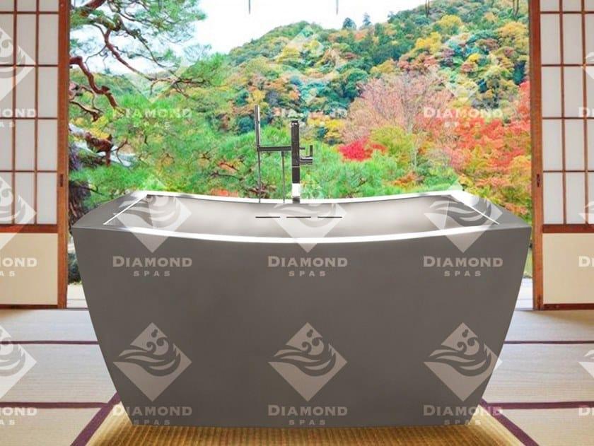 JAPANESE | Vasca da bagno rettangolare