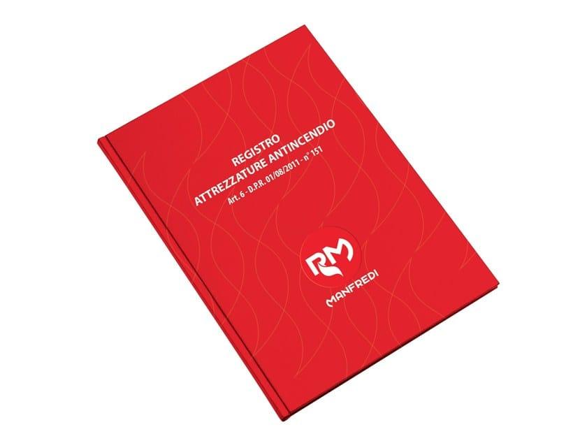 Fire-fighting accessory Registro attrezzature antincendio by R.M. MANFREDI