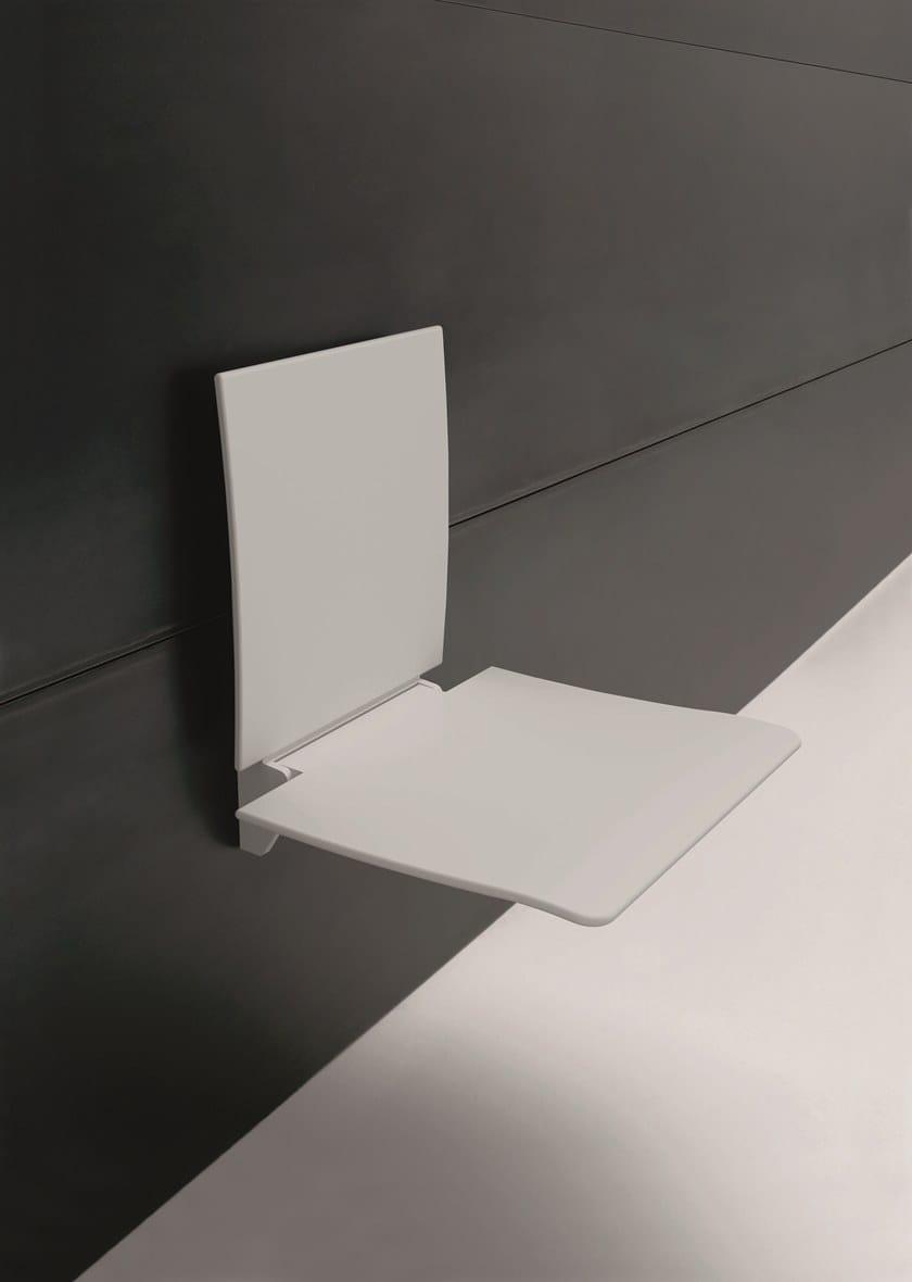 Sedile doccia rimovibile