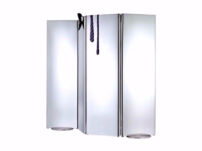 Stainless steel Screen RIPARO by Lamberti Design