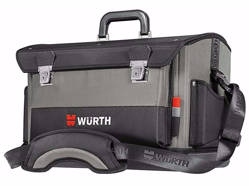 tool bag robust tool bag with plastic base by würth